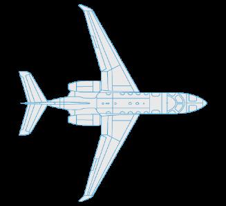 Embraer Phenom 300 – EMB-505